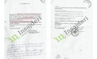 Ryshfeti për një vendim, nga 50 deri në 100 mijë euro