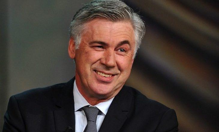 Real Madrid shqyrton rikthimin e Carlo Ancelottit