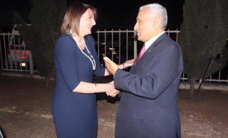 Jahjaga thotë se Jordania ka një rol të rëndësishën në ndërkombëtarizimin e Kosovës