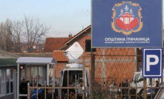 Graçanica sfidon shtetin e Kosovës, paguan anëtarë të strukturave paralele