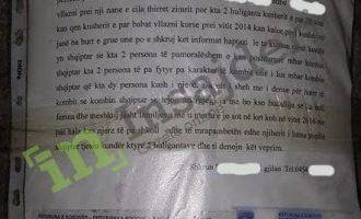 """Gjilanasi """"leqitë"""" publikisht vajzën që u martua me djalin e vëllait"""