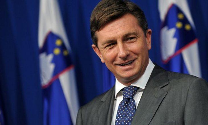 Presidenti i Sllovenisë viziton sot Prishtinën, takohet me Vjosa Osmanin