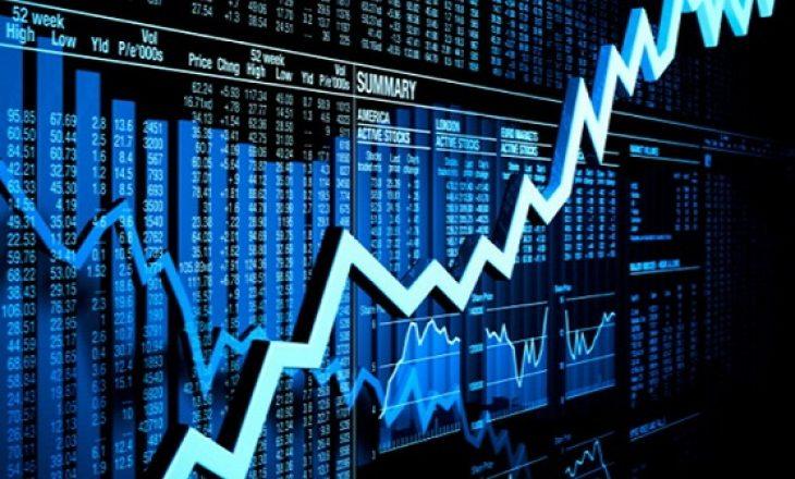 Rritje e vlerës së aksioneve në SHBA, Evropë dhe Azi