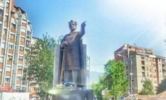 Protesta gjithëpopullore e një portali kundër shtatores së Car Lazarit