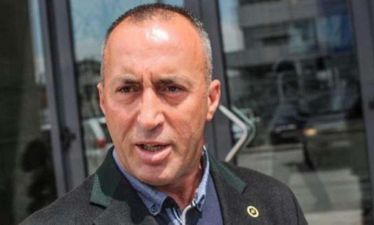 """""""Me Ramush Haradinajn nuk luhet"""""""