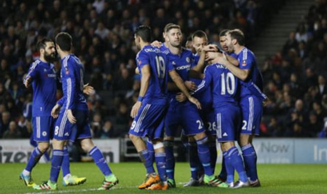 Chelsea, klubi më i urryer
