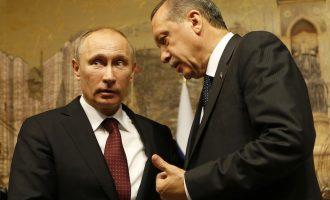 Erdogan në Rusi për përmirësimin e marrëdhënieve me Putinin