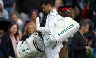Tenisti amerikan eliminon Djokoviçin nga Wimbledon