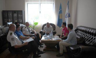 Organizatorët e koncertit të Dua Lipës takohen me policinë