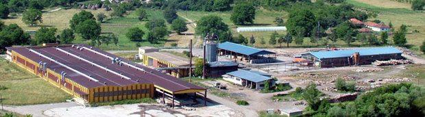 Fabrika serbe kërkon ta shfrytëzojë tokën e shtetit në veri