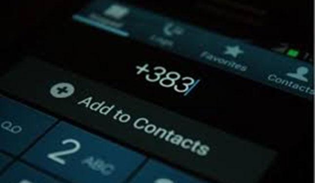 Kodi telefonik +383 funksionalizohet në qershor të vitit të ardhshëm