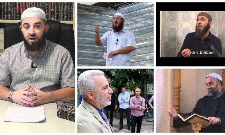 Këta janë pesë të akuzuarit për terrorizëm
