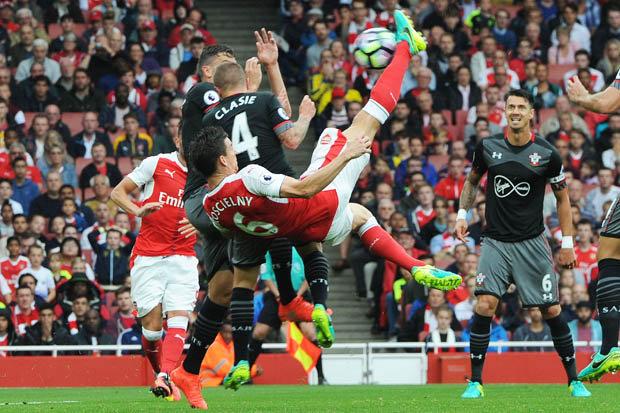 Cazorla shpëton Arsenalin, skuadra e Behramit fiton bindshëm