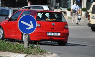 Kosovarët presin për targa, por jo Brukseli