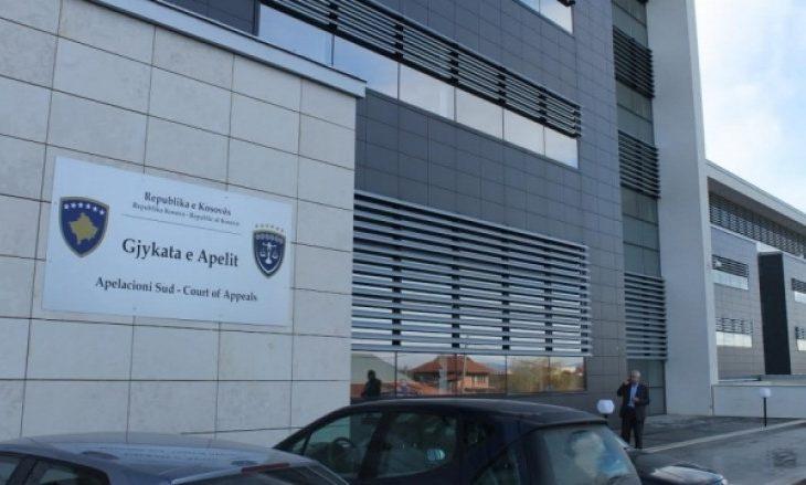 Apeli ndryshon dënimin e të akuzuarit për krime lufte