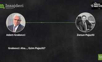 """Zenun Pajaziti planifikoi ta emëronte vëllanë në bordin e """"Hidromoravës"""""""