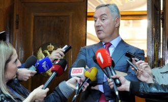 Gjukanoviq shpall fitoren