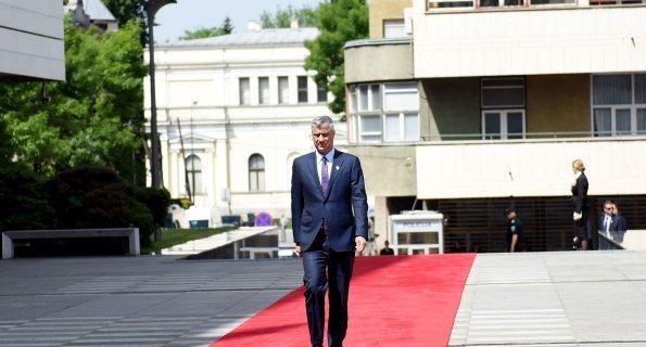 Maqedonia i përgjigjet negativisht kërkesës së Serbisë për arrestimin e Thaçit