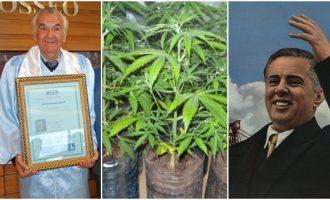Lulëzimi i marihuanës në kohën e Enver Hoxhës