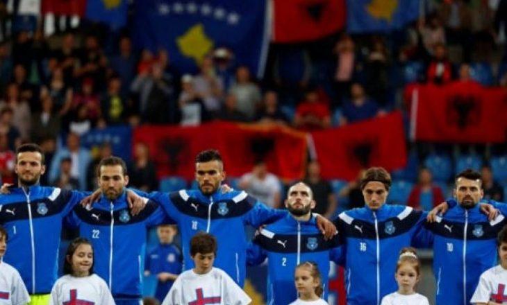 Kosova e Shqipëria sonte zhvillojnë kualifikueset e radhës për Botëror
