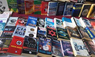 """""""Me kërkesë të dy izraelitëve, Presidenti Thaçi ndalon shitjen e librave anti-semite"""""""