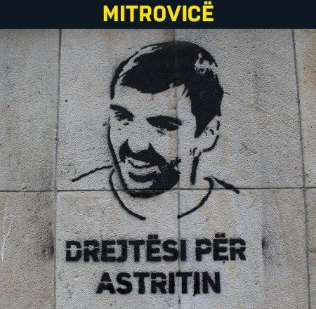 """""""Drejtësi për Astritin"""" në mbi 30 komuna të Kosovës"""