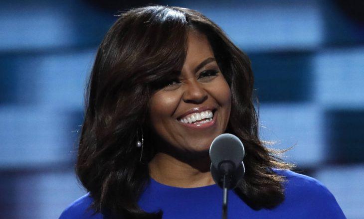 Lista e personave më të admiruar në botë – Michelle Obama e para
