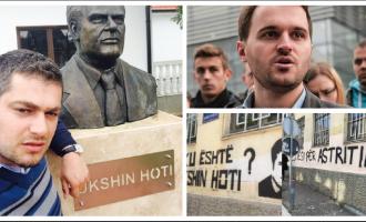 Krasniqi: VV ndjekë rrugën e Ukshin Hotit, djali i tij të PDK-së