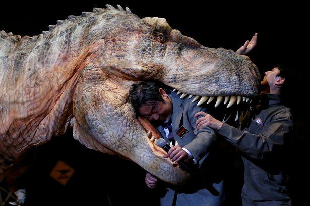 """""""Jurassic Park"""" me robotë"""