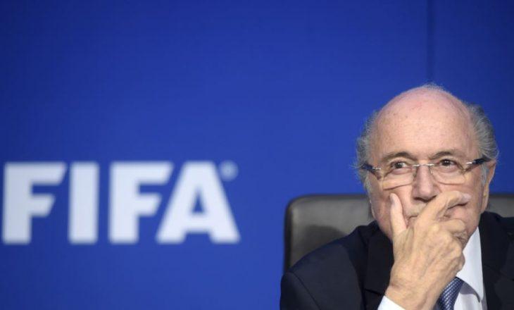 Ish-presidenti i FIFA-s përfundon në spital