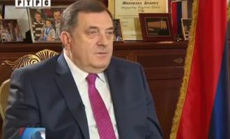 Amerika ia refuzon vizën Milorad Dodikut, pas ftesës që mori nga Trump