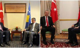 Arsyeja e takimit të Erdoganit me presidentin e Shqipërisë dhe Kosovës