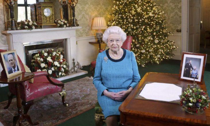 Mbretëresha britanike citon fjalët e Nënës Terezë