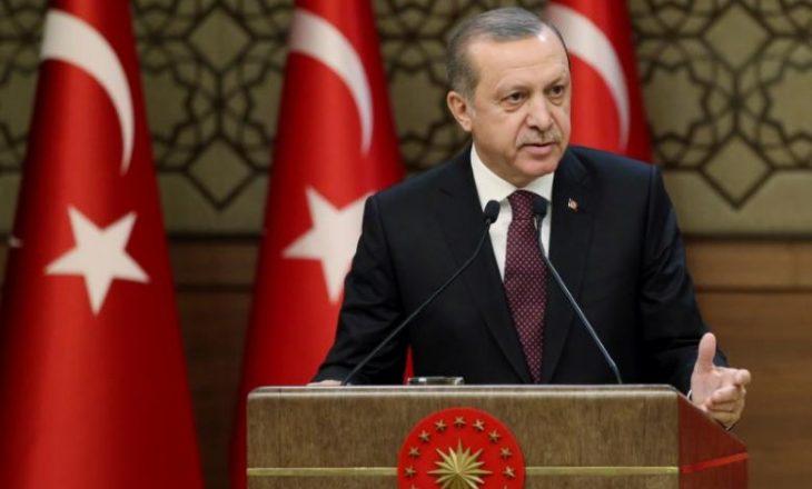 Erdogan ka një kërkesë për krerët e vendeve myslimane