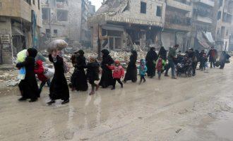 Rikthehet armëpushimi në Alepo, pritet evakuimi i 50 mijë civilëve