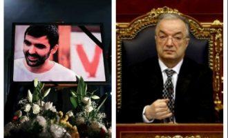 """Haliti nuk ishte në varrim e as s'bëri homazhe për Astritin që """"kishte mbajtur në duar"""""""
