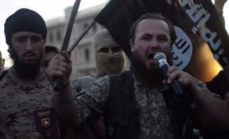 Lavdrim Muhaxheri vazhdon të jetë në Siri, thotë policia