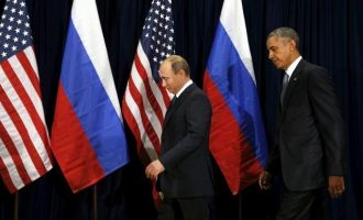Reagimi i Putinit pas sanksioneve të vendosura nga SHBA-të