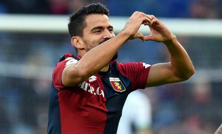Juventusi afër mesfushorit të Genoas