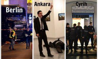 Tri sulme që tronditën Evropën brenda një dite