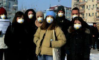 Ministria e Ambientit akuzon Komunën e Prishtinës se po lejon ndotjen e ajrit