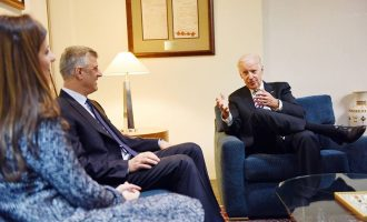 Arrestimi i Haradinajt nuk ndryshon qasjen e Amerikës për dialogun