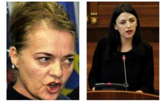 """""""Mshele"""" – eskalimi i debatit mes deputeteve Gaxherri-Haxhiu"""
