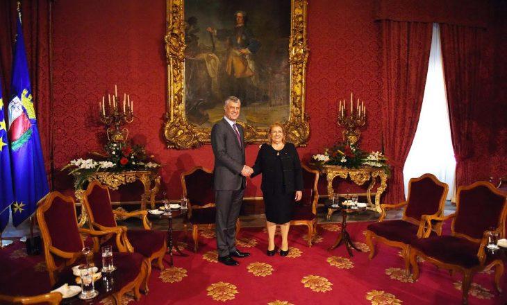 Thaçi mban shpresat tek Malta për liberalizimin e vizave
