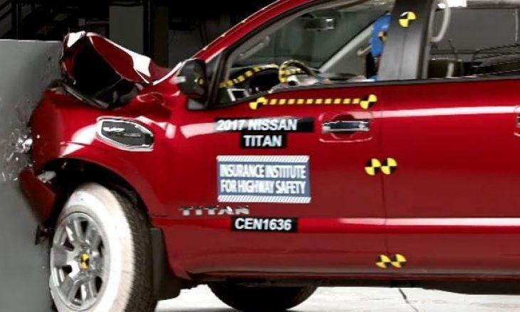 Nissan është ndër veturat më të pasigurta në botë [video]