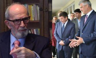 Qosja: Thaçi e bëri Arsim Bajramin anëtarë të Akademisë