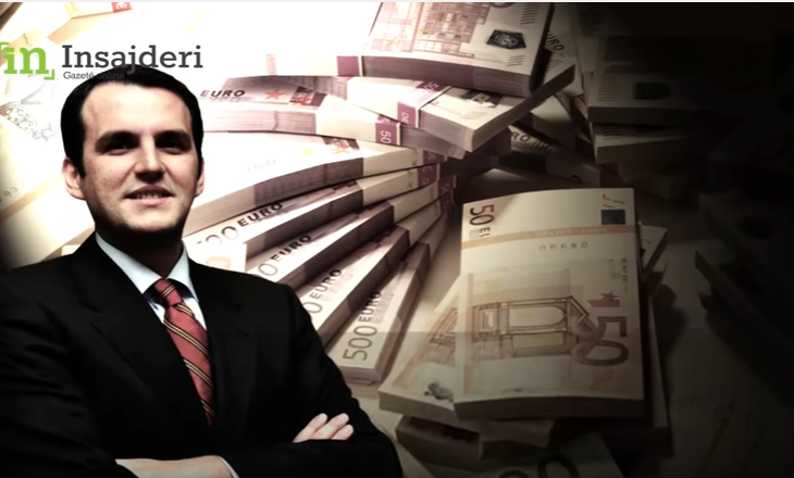 Dyshimet për pastrim parash nga Ukë Rugova