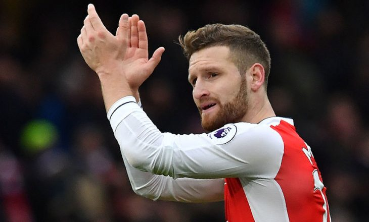 Mustafi afër largimit nga Arsenali