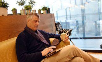 Thaçi: Qëllimi kryesor i takimit është arritur, ulja e tensioneve mes dy vendeve