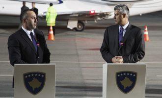 Thaçi: E kuptoj se si ndihet Haradinaj